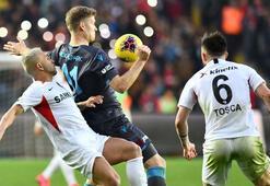 Son dakika - Trabzonspordan kural hatası başvurusu