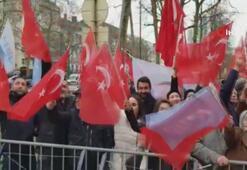 Brüksel'deki Türkler Cumhurbaşkanı Erdoğan'ı karşılamayı bekliyor