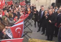 Cumhurbaşkanı Erdoğan Belçikaya geldi