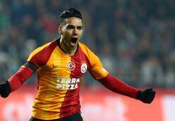 Galatasarayda Falcao gelişmesi