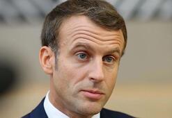 Fransa Cumhurbaşkanı Macron, Hafter ile görüştü