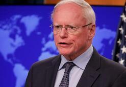 ABDnin Suriye Özel Temsilcisi Jeffrey, Brüksele gidiyor
