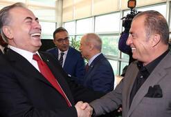 Mustafa Cengiz ve Fatih Terim konuştu 'Barcelona bile oynayamaz'