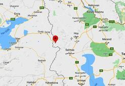 Son dakika   Türkiye - İran sınırında korkutan deprem