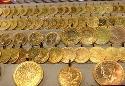 Altın fiyatlarında büyük düşüş Çeyrek altın kaç lira Gram altın ne kadar