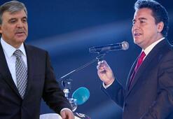 Abdullah Gül ve Ali Babacan gömleğin ilk düğmesini yanlış ilikledi