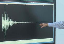 Bugün yaşanan son depremler listesi... Deprem oldu mu