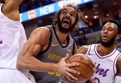 NBAde Los Angeles Clippers, Joakim Noahı kadrosuna kattı