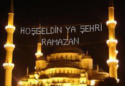 Ramazan ayı ne zaman başlayacak Üç ayların sonuncusu Ramazan ne zaman başlar ne zaman sona erer