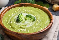 Kremalı brokoli çorbası nasıl yapılır Brokoli çorbası tarifi ve malzemeleri