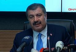 Son dakika | Sağlık Bakanı Kocadan koronavirüs açıklaması Okullar tatil edilecek mi