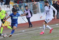 BB Erzurumspor: 1 - Fatih Karagümrük: 3