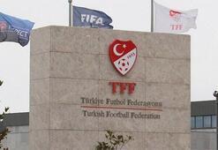 TFFden kulüplere çağrı: Sahaya dönsünler