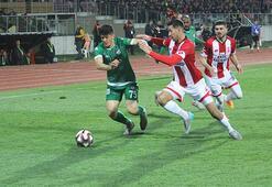EH.Balıkesirspor: 1 - Bursaspor: 3
