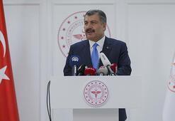 Son dakika haberi   Sağlık Bakanı Koca açıkladı Türkiyede ilk corona virüsü vakası tespit edildi...