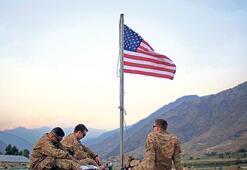ABD askerleri çekilmeye başladı