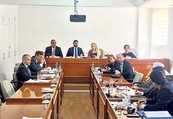 Kıb-Tek Araştırma Komitesi toplandı