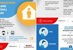 Son dakika Sağlık Bakanlığından corona virüsü paylaşımı: İşte dikkat edilmesi gerekenler