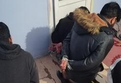 Fatih'te dehşet Eve girip 5 kişiyi koli bandıyla bağladılar