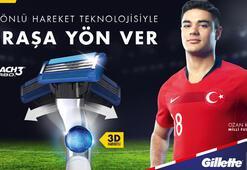 Ozan Kabak, Gillette Türkiye'nin İlk Marka Elçisi Oldu