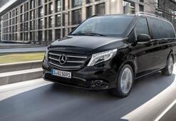 Mercedes-Benz Vito yeni modelini tanıttı