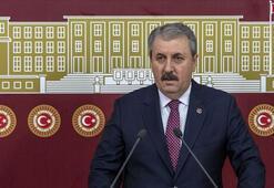 Destici: Türkiye corona virüsü hazırlıklı karşıladı