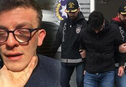 Avcılarda otizmli genci döven şüpheli tutuklandı