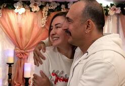 Biray Dalkıran ve Asuman Şener evlendi