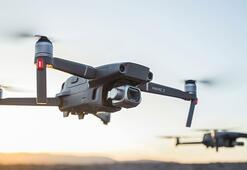 DJI'ın Yeni Drone'u Mavic Air 2'nin Görüntüleri Sızdırıldı