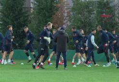 Başakşehir, Kopenhag maçına hazır