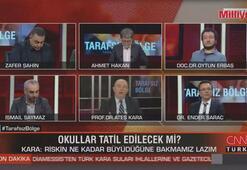 Okullar neden tatil edilmedi Bilim Kurulu üyesi Prof. Dr. Ateş Kara açıkladı