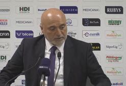 Hikmet Karaman: Artık hafta sonu oynayacağımız maça odaklanıyoruz