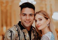 Radamel Falcao'nun eşi Lorelei Taron: Türkiye beni şaşırttı