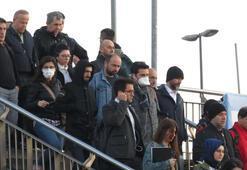 İstanbulda toplu ulaşımda maskeli önlem