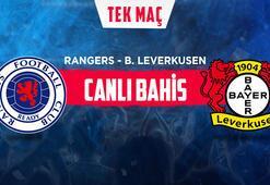 Rangers -Leverkusen maçı canlı bahisle Misli.comda