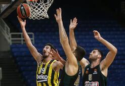Fenerbahçe Beko, THY Avrupa Liginde yarın Panathinaikosu ağırlayacak