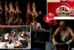 Son dakika | Tek kelimeyle iğrenç... Çinli şirketten köpek eti yeme çağrısı