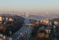 Son dakika haberleri: İstanbul trafiğine Corona virüsü etkisi