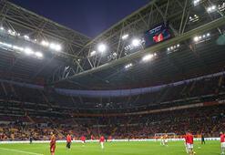 Türk Telekom Stadyumunda derbi için koronavirüs önlemi