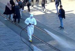 Bugün İstanbul Corona virüs alarmı