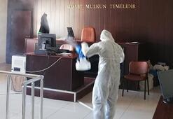Son dakika | Adalet Bakanı Gülden corona virüs açıklaması: Tüm ziyaretler sınırlandırılacak