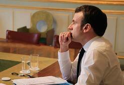 Macron duyurdu: Fransada tüm okullar kapatılıyor