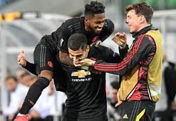Manchester United gol olup yağdı Gecenin sonuçları...