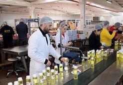 Kolonya firması, yoğun iç talebi karşılamak için Avrupaya satışları durdurdu