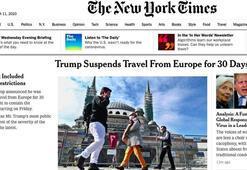 New York Times gazetesinden geri adım  Corona virüs haberindeki Türkiye fotoğrafları kaldırıldı
