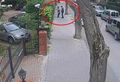 Kadıköy'de dehşet anları kamerada