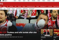 Son dakika haberi | Dün NYT bugün BBC... Corona virüs haberinde skandal Türkiye fotoğrafı