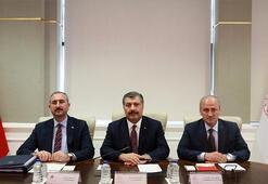 Son dakika haberi | 3 bakandan corona virüs açıklaması: Türkiyede vaka sayısı 5e yükseldi