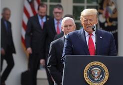 Son dakika haberi... Trump acil durum ilan etti ve ekledi: Corona virüs testi yaptıracağım