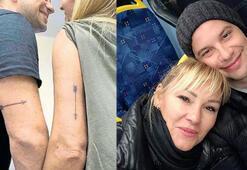 Pınar Altuğ-Yağmur Atacanın dövmeleri yine bir örnek